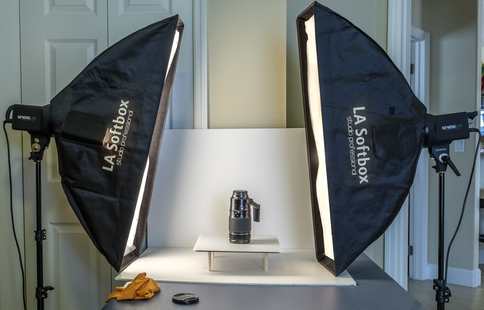 "LA Softbox 8"" c 36"" with bowen moung"