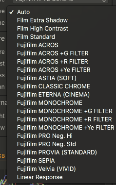 Processing Fujifilm Raw Files In Capture One Pro (Part One)